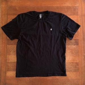 Lucky Brand Sleepwear Black T Shirt Large